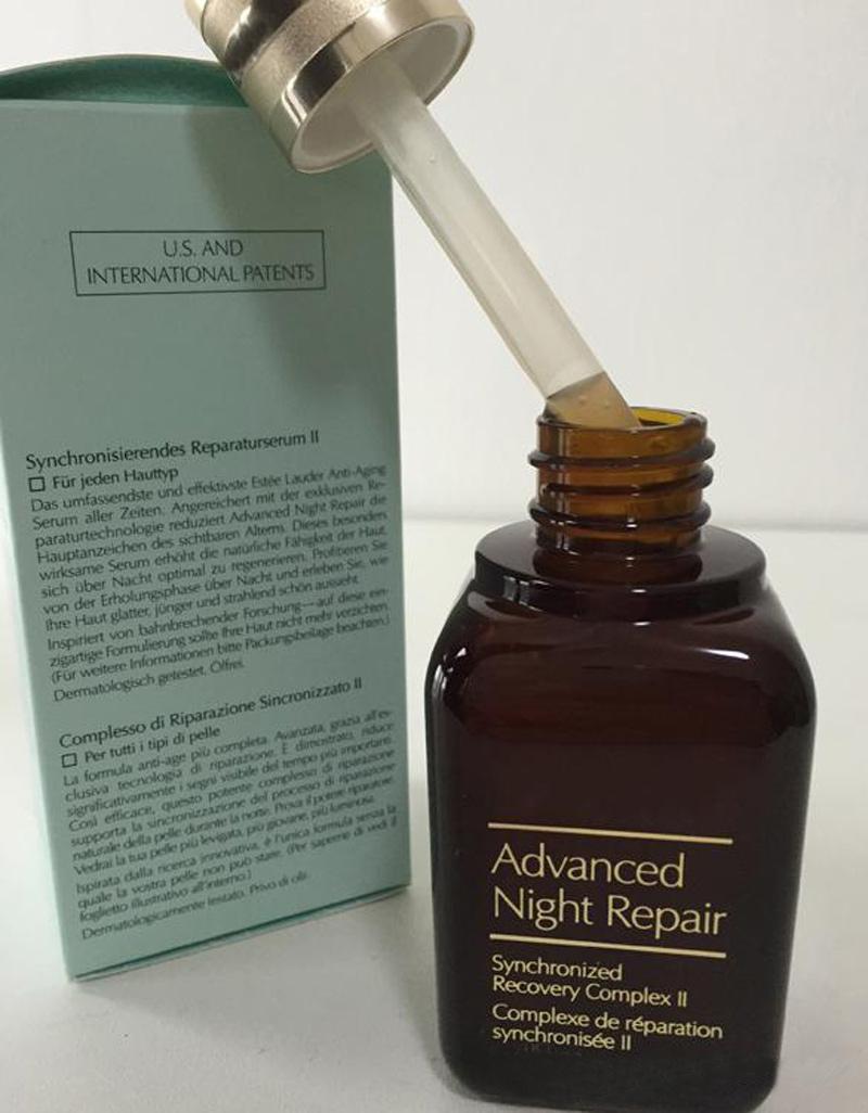 العلامة التجارية الشهيرة كريم ترطيب الوجه للعناية بالبشرة Advanced Night Repaire Recovery Syncronized Recovery Repair 50ml 100ml 660108