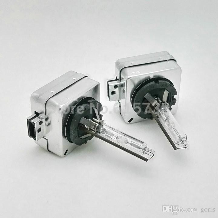 2 x D1S D1C Сменные Ксеноновые лампы HID 4300K 5000K 6000K 8000K 10000K
