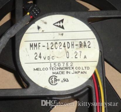MMF-12C24DH-RA2 12CM 24V 0.27A 냉각 팬