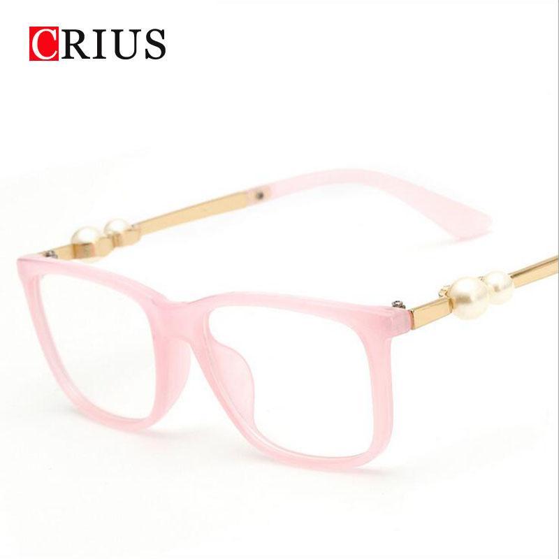 2018 Wholesale Brand Crius New Glasses Frame Women\'S Glasses Frame ...