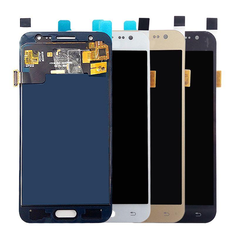 Brightness Adjust Good Tested Working LCD Display Touch Screen For Samsung  Galaxy J5 2015 J500F J500FN J500M J500H Digitizer Assembly