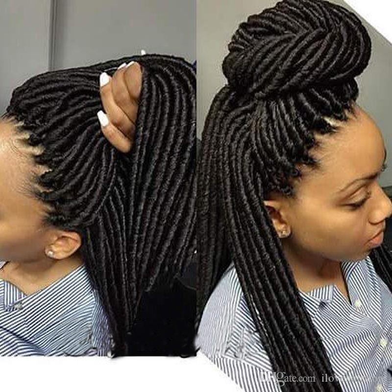 18 Havana Mambo Faux Locs Crochet Hair 24roots Faux