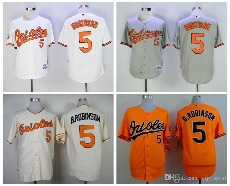 2a6883b9cfc ... throwback) 2017 Baltimore Orioles 5 Brooks Robinson Jersey All Stitched  Men For Sport Fans Robinson Baseball Jerseys ...
