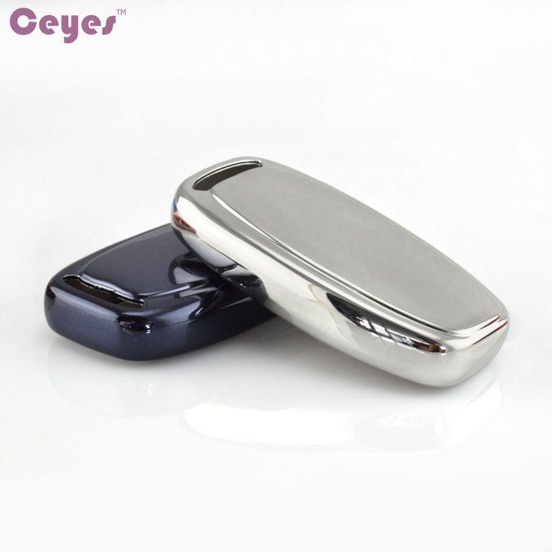 سيارة مفتاح السيارة غطاء مفتاح بعيد TPU مفتاح شل لأودي أودي A4 A5 A6 A7 S5 S6 S7 SQ5 A4L سيارة التصميم