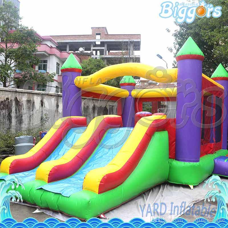 6d03e009a134 2019 Air Inflated Bouncer Jumper Kids Baby Toys Inflatable Bouncy ...