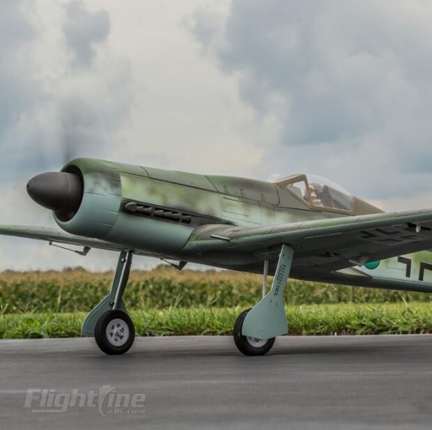 Wholesale- Flightline Freewing rc plane warbird Ta-152 PNP