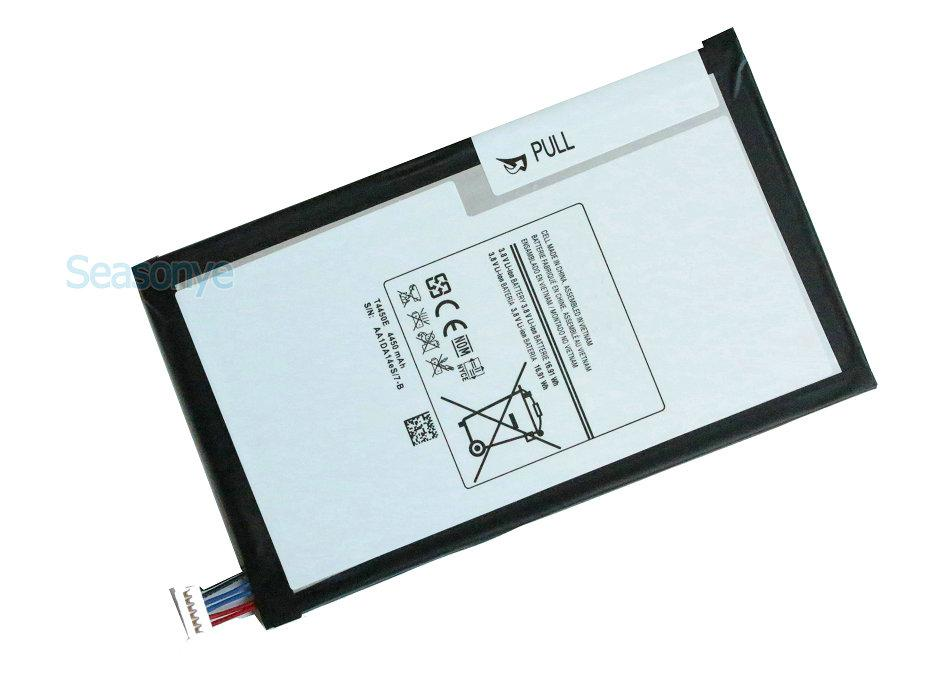 4450 mAh / 16,91 Wh T4450E Ersatzakku für Samsung Galaxy Tab Tablet 3 8