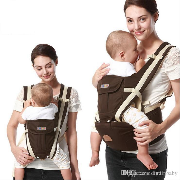 2017 New Ergonomic Backpack Baby Carrier Multifunction Breathable