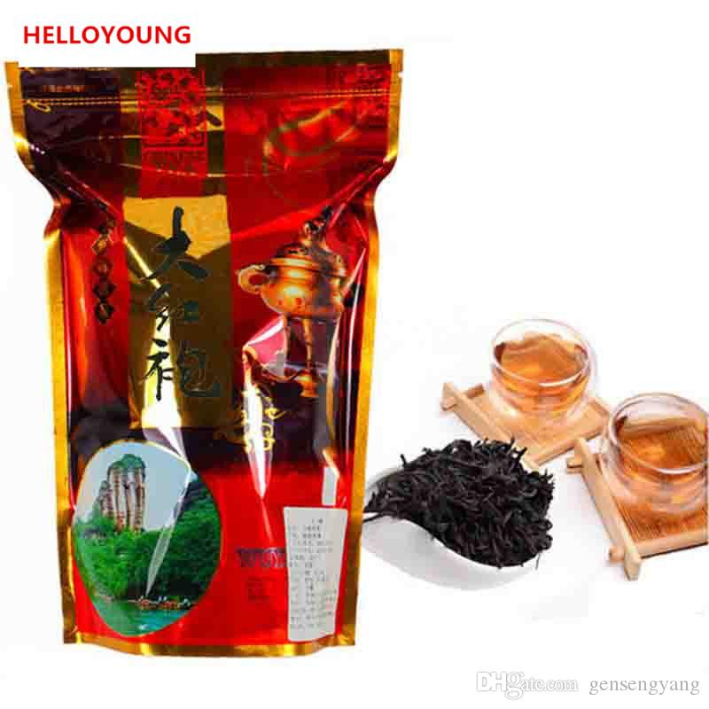 C-HC020 Chinese Da Hong Pao tea 250g Big Red Robe oolong tea the original gift green food da hong pao health care dahongpao tea
