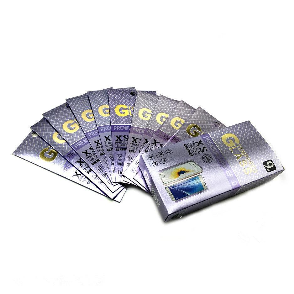 Hochwertige Kleinpaket-Verpackenkästen, die für den meisten Mobiltelefon-Schirm für ausgeglichenes Glas-Schirm-Schutz 91922 verpacken