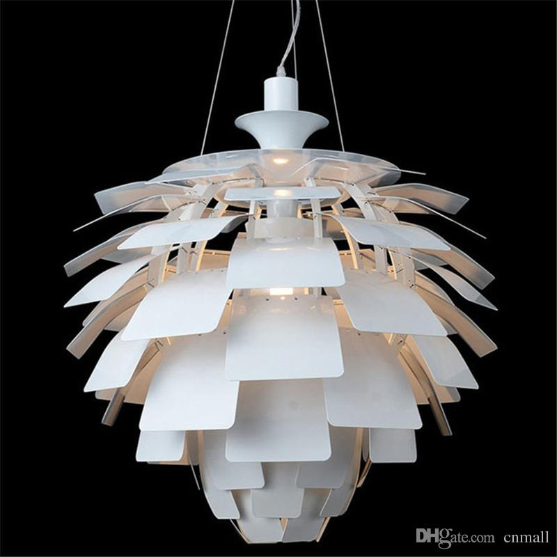 Red Artichoke Chandelier: 50CM Poul Henningsen PH Artichoke Ceiling Pendant Lamp