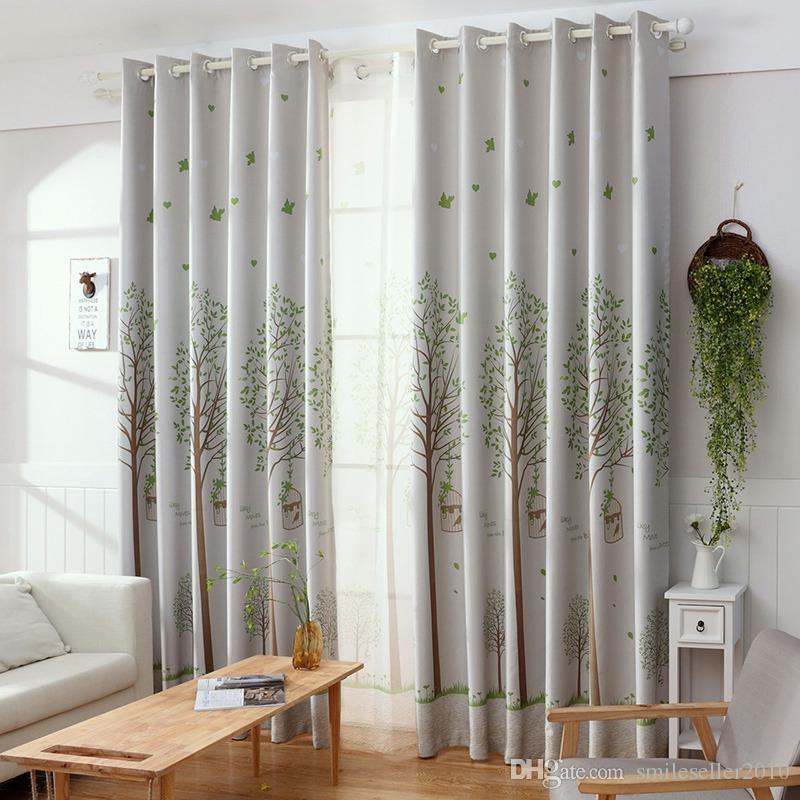 Charmant Foto. Neue Design Vorhänge Drapes Gedruckt Lichtdichte Vorhänge Küche Tür  Fenster Vorhänge Für Wohnzimmer ...