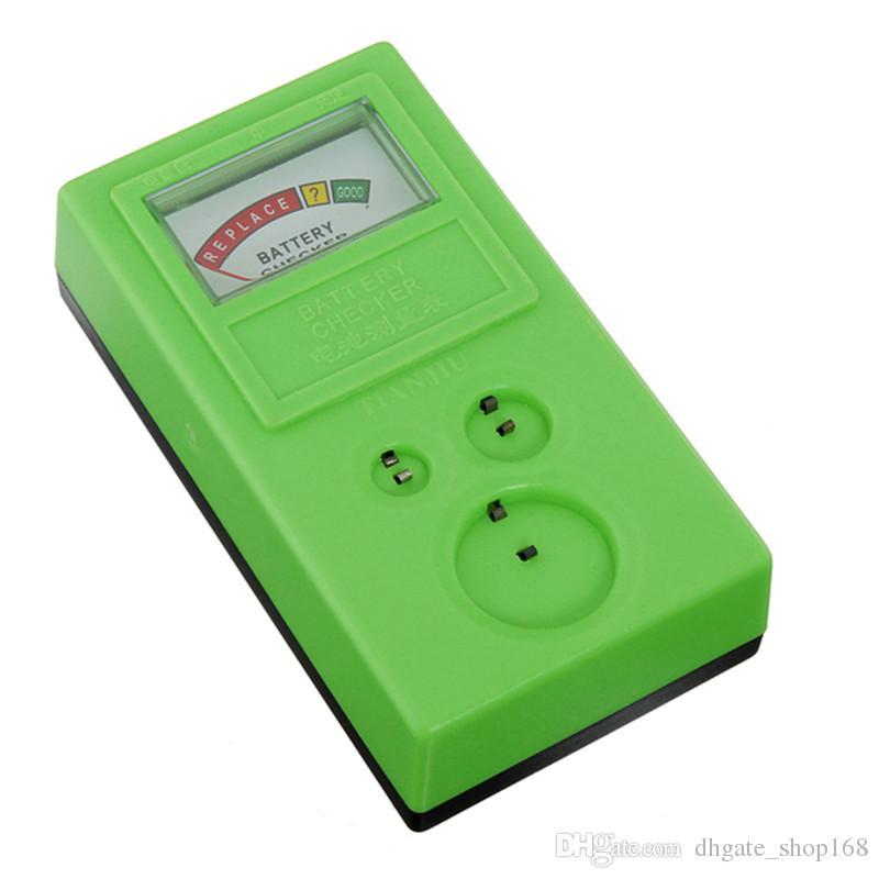 최고의 가격 !!! 편리한 시계 버튼 셀 3 볼트 CR 배터리 전원 볼트 테스터 검사기 수리 도구 CR2016 CR1620 CR1616