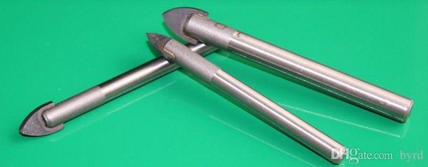 가 뜨거운 판매 하드 합금 스틸 다이아몬드 세라믹 유리 구멍 오프너 드릴 비트를 설정 3-12mm hans10001