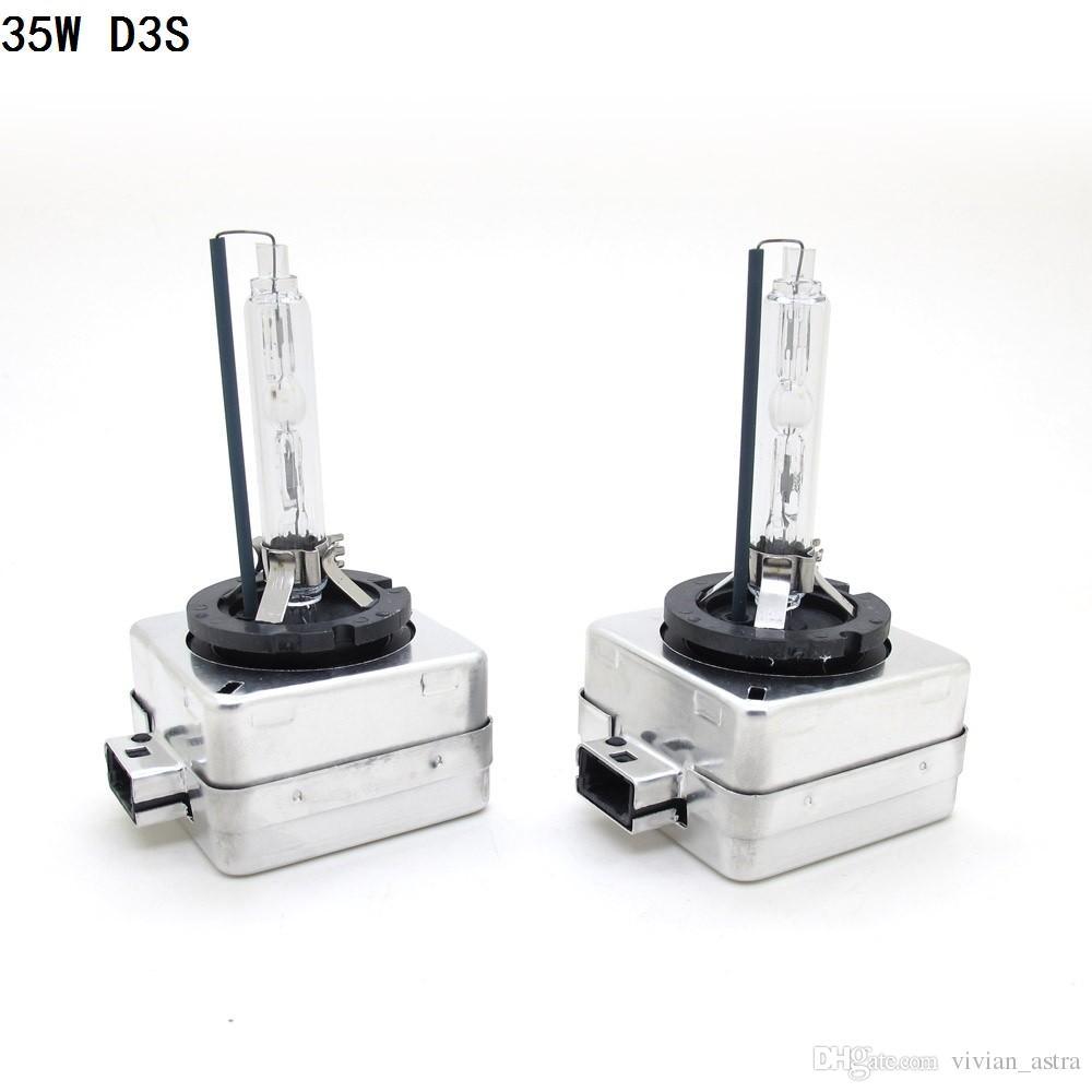 2x 35W 3200LM D3 D3S D3C Xenon HID lampadina 4300k 6000k 8000k kit di sostituzione della lampada auto fari Audi A6 BMW Benz 12V