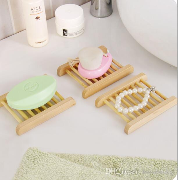 / fashional 욕실 비누 트레이 수제 비누 접시 나무 접시 나무 비누 접시 홀더