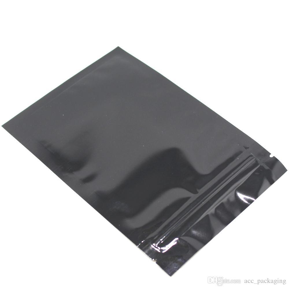 2017 neue Art-Farbige Aliminum Folie Zipper-Verschluss-Beutel Self Sealing Bunte matellic Mylar Folienverpackung Beutel für Games