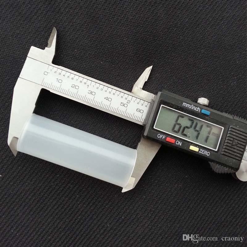18650 Tube en plastique équipé de la batterie de la batterie