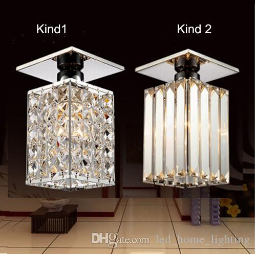 Ceiling Lights Dependable Modern Surface Mounted Ceiling Lamp Led Panel White/black For Bathroom Lighting Ac110-240v Luminarias Para Ceiling Lights & Fans