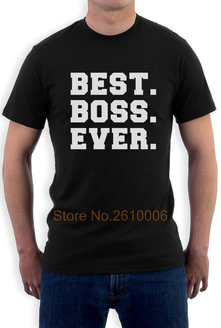 Best BOSS Ever Christmas Gift Idea For Your Boss T Shirt From ...