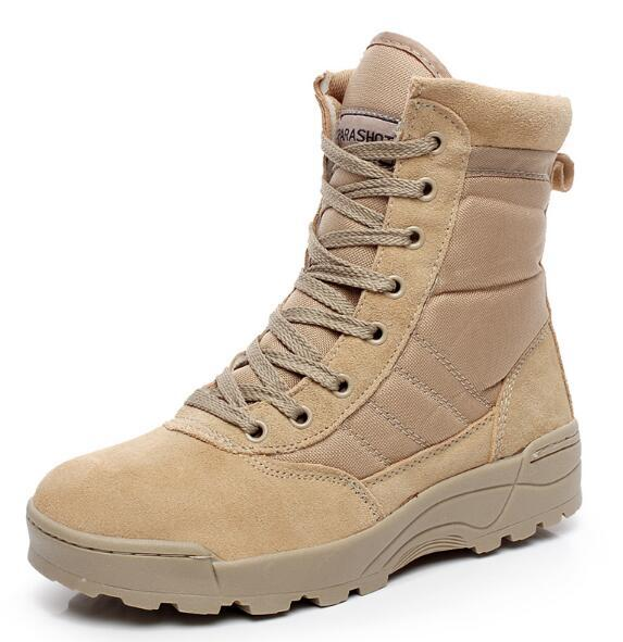 Men S Original Military US Army Desert Sand Camouflage Tactical Combat Boots  Shoes Men Hiking Boot Botas Homme Sapatos Masculino Boots Sale Wedge Boots  From ... 7a69fdc199e