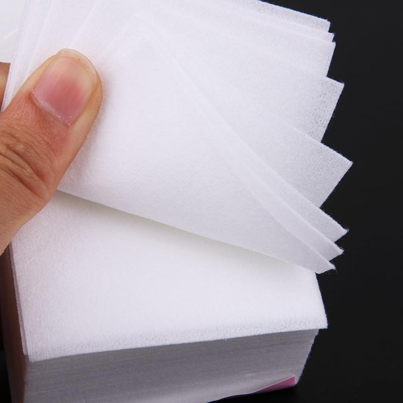 / Pack Épaisseur Épaisse Épilation Cire Bande Papiers Non-tissé Femmes Bras Jambe Épilation Épilation à la Cire Bande de Papier