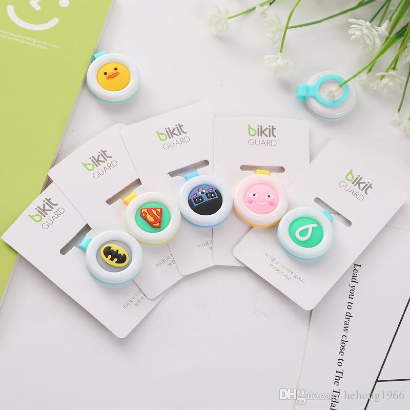 For Children Pregnant Women Mosquito Buckle Cartoon Anti Mosquitos Pest Control Buttons Soft Repellent Clip Easy To Carry 1 4ds B R