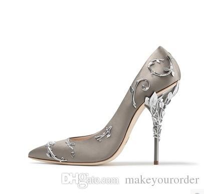 크기 33-42pink 색상 여성 파티 패션 발가락 버클 플랫폼 펌프를 지적 럭셔리 슬링 백 숙 녀 섹시 한 하이 힐 결혼식 신발