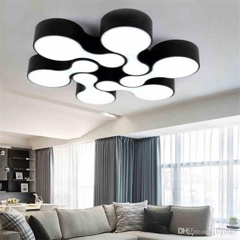 2018 Diy Modern Led Ceiling Light 12w