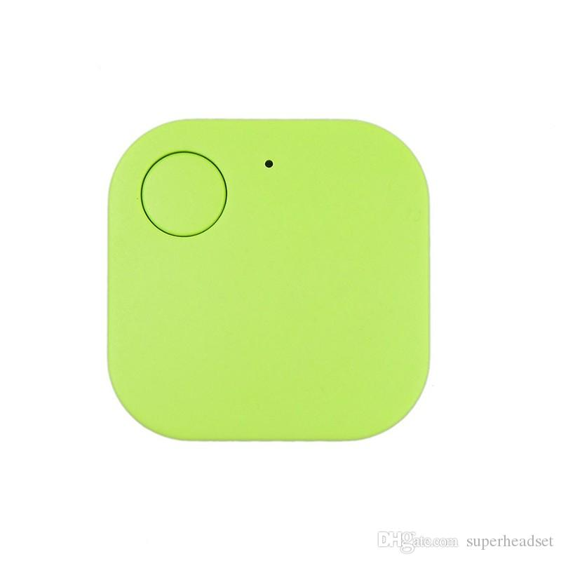 Mini Triangle Wireless Smart Tag Bluetooth Anti Lost Alarm Tracker Available GPS Locator Alarm Key chain with package