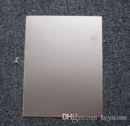 MIX Tablero de PCB de doble cara de una cara Tablero de placa de PCB Placa de circuito de PCB Laminado FR4 Nuevo durable en uso