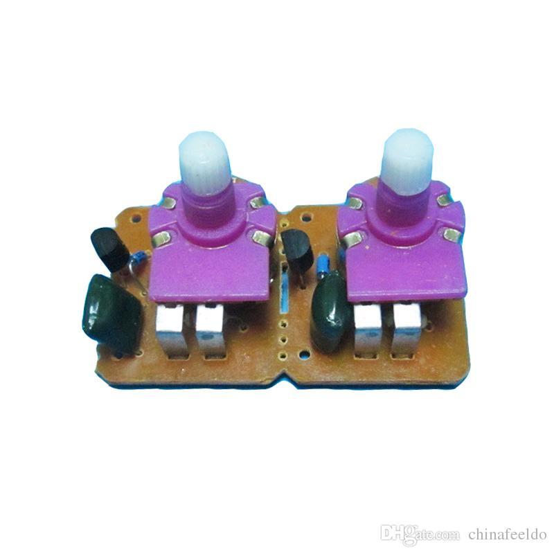 wholesale Car LED Brightness Adjust Switch Dimmer Controller Single Color LED Strip Light 5A DC12V-24V #5501