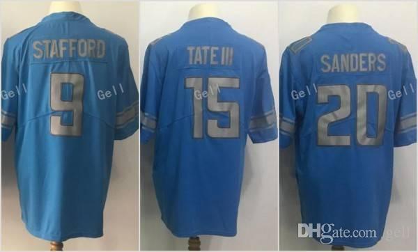 brand new b17cd 57937 15 golden tate jersey online