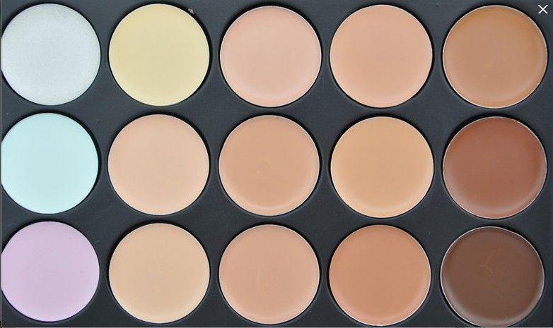 lowest price New HOT makeup PROFESSIONAL concealer palette+DHL