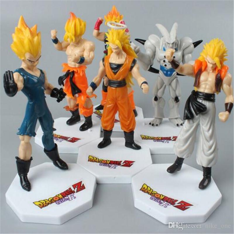 Dragon Ball Toys : Online cheap dragon ball z toys action figure toy goku
