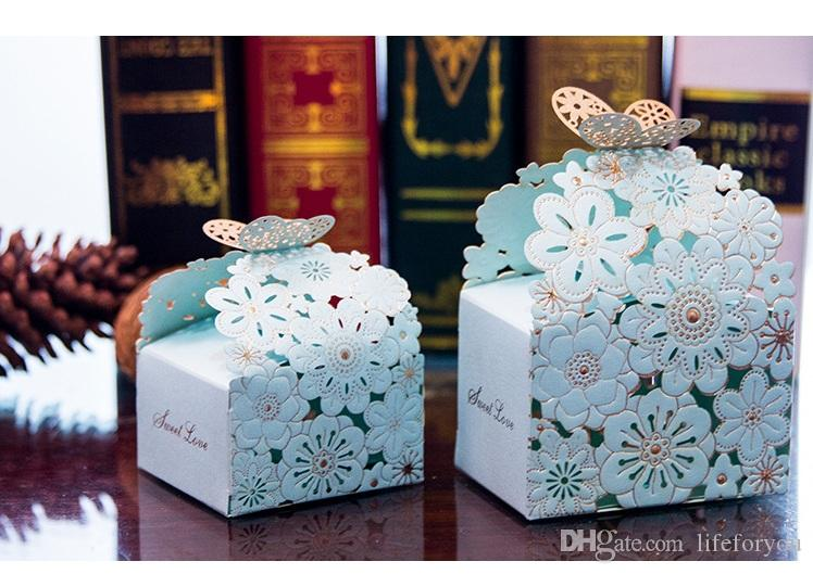 Gift Boxes Favor Boxes Candy Boxes Wedding Favor Gift Candy Box