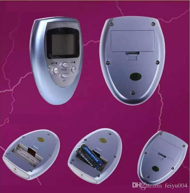 TENS UNIT/TENS Slimming Massager/Electrical Nerve Muscle Stimulator/Digital physical therapy machine/Physiotherapy massager DHL FREE