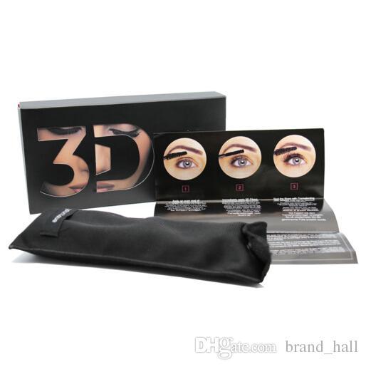 Younique тушь для ресниц 3D волокна ресницы тушь Moodstruck водонепроницаемый двойной 3D волокна ресницы Ресницы макияж набор