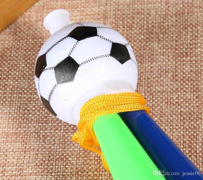 Cheer Horn Hand Held Football Sport Evenement Team Supporter Luid Party Carnaval Concerten Geluidsmaker Feestelijke Props Gunsten Gift