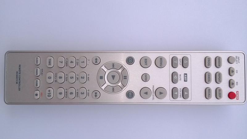 Remote các loại : đầu CD - đầu CD/MD marantz - ampli - dàn máy v.v...