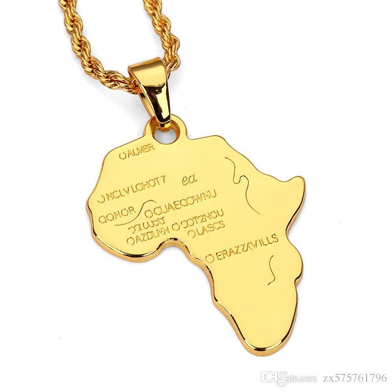 Wholesale fashion design men charms pendants map africa hip hop wholesale fashion design men charms pendants map africa hip hop necklaces filling pieces mens necklace costume hip hop jewelry cheap sale diamond circle aloadofball Images