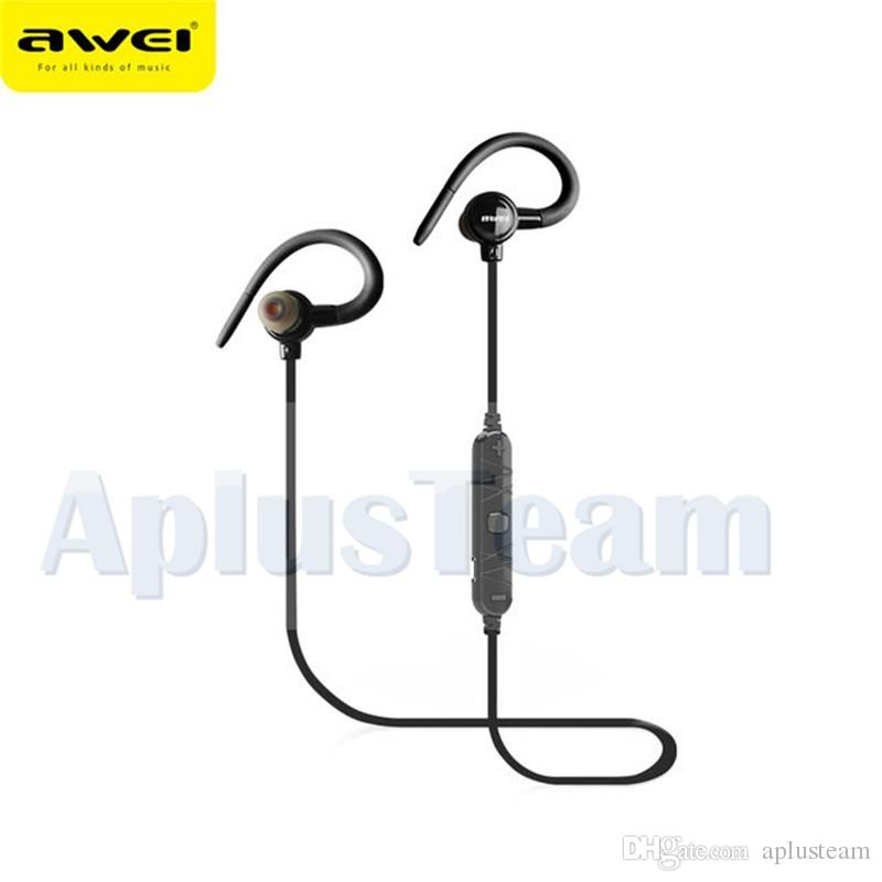 AWEI A620BL V4.0 Stereo Bluetooth Heardset High tone quality Earphone For Iphone Universal HTC Outdoor Sport Bluetooth Wireless earphones