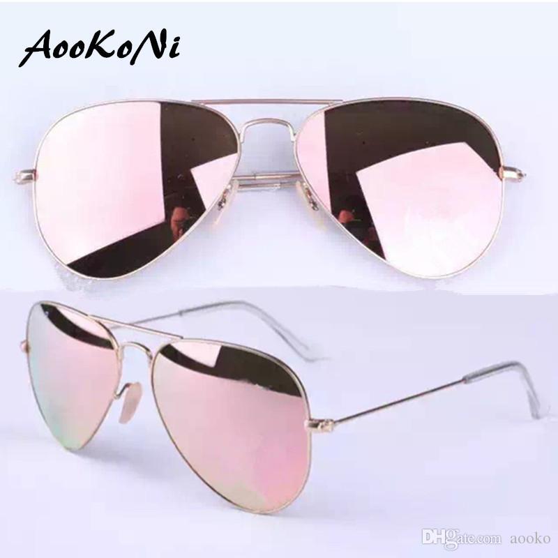 Aooko Verre Sol Uv400 Lunettes Gros Accessoires Oculos Gafas De Feminino Polarisé Glasse Miroir En Chaude Femmes Soleil Style Hommes Sun Vente m0Nwn8v