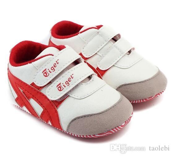 can choose sizesHot sale brand baby boy's girl's sneakers baby first walkers Newborn shoes