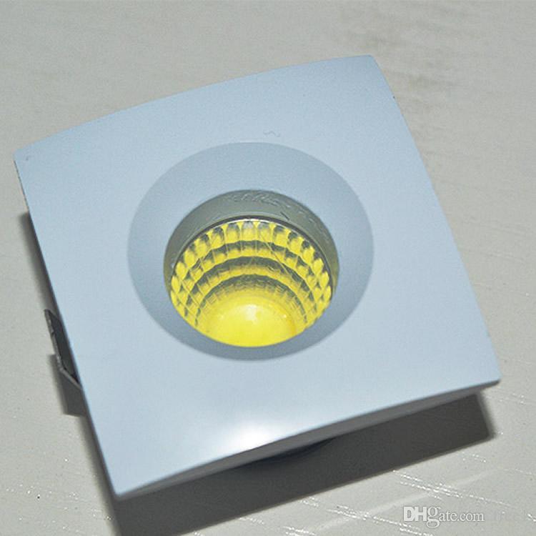 뜨거운 판매 3w 개 암 나무 열매 led 가벼운 실내 조명 led 디스플레이 조명 AC110-240v 차가운 흰색 CE UL