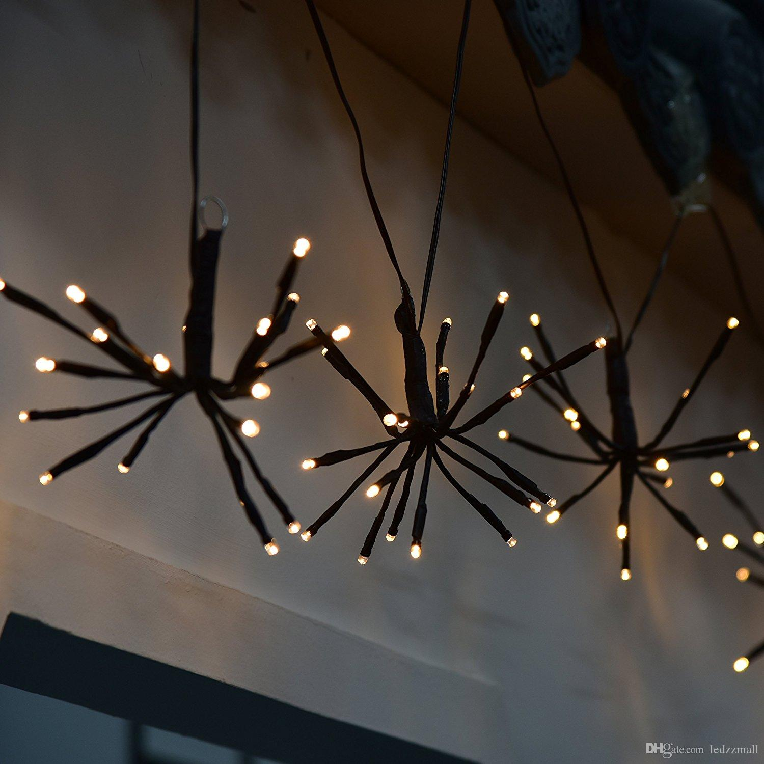Diy fairy light chandelier chandelier design ideas chandelier project led string lights diy hand made 6 5ft 100 leds waterproof fairy with 8 lighting modes mozeypictures Choice Image