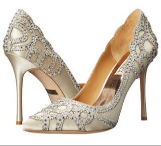 Womens Ladies Diamante Wedding Party High Heels Shoes Pumps Stiletto Comfortable Discount Online From Greenlily