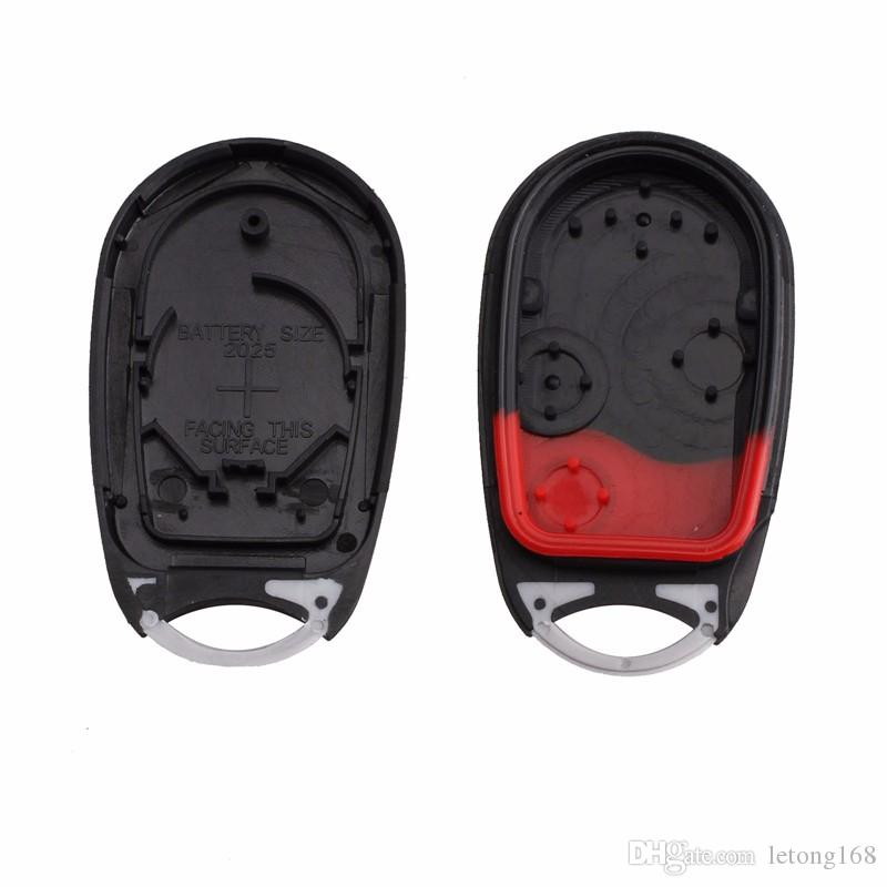 4 Buttons Flip Folding Remote Key Shell Case Fob For Nissan Maxima Sentra Pathfinder Xterra