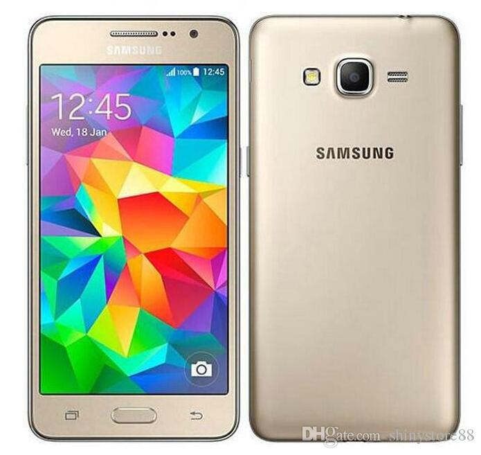 4G LTE Samsung Galaxy Grand Prime G530F Quad Core RAM 1GB ROM 8GB 5.0 Inch 8.0MP Android4.4 Unlocked Refurbished Phone