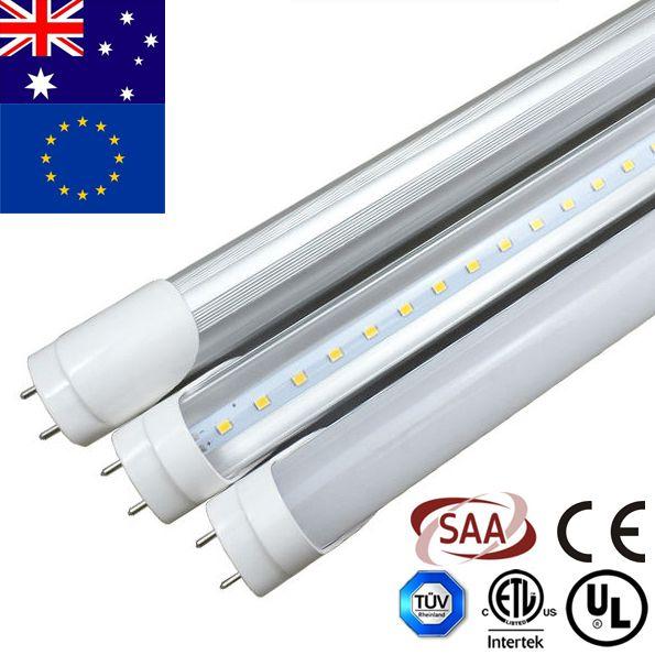 Led Shop Lights >> 30 Pack Of Hyperikon T8 Led Shop Light Tube 4ft 18w 40w Equivalent